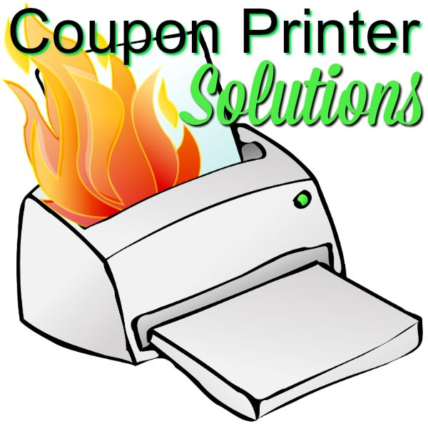 FAQs: Problems Printing Coupons?