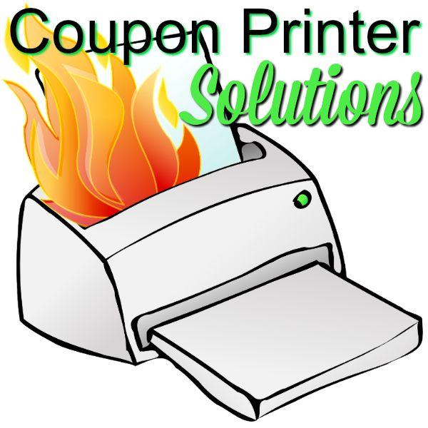 Install java coupon printer