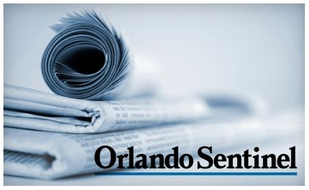 Orlando Sentinel Subscription Thursday & Sunday Only ~ $10!