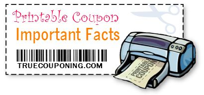 Printable Coupons Logo