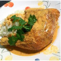 Recipe: Chicken with Chipotle