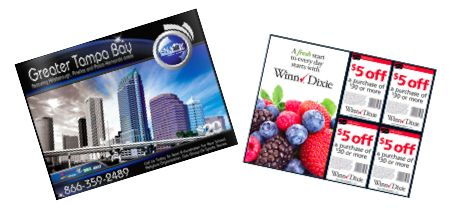 Enjoy the City Coupon Books {With (4) Winn Dixie $5/$30 Inside} as Low as $1.12 Each!  ENDS 1/7