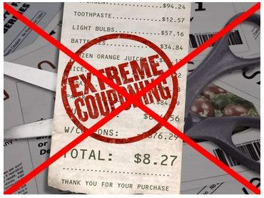 Not Extreme Couponing