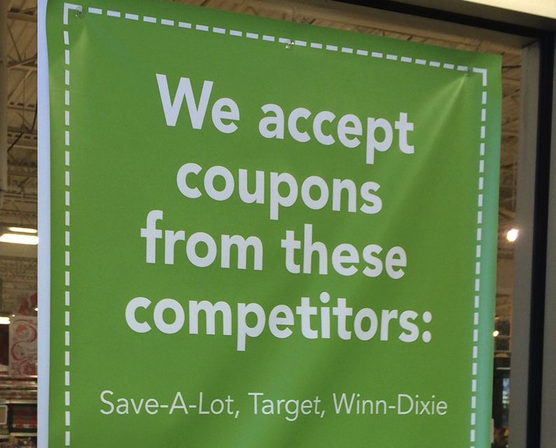 Publix Competitors Featured