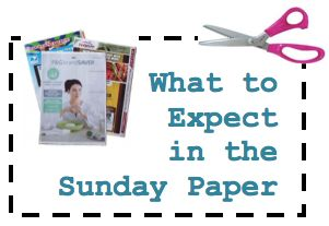 Sunday Coupon Insert Preview for 8/10/14 ~ 2 Inserts {SS & RP}