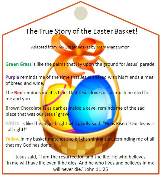 Free download gift tag for your easter basket negle Gallery