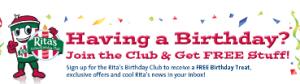 Ritas Birthday Club