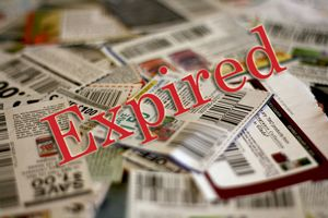 List of Expired Coupon Inserts ~ Updated 8/7/14
