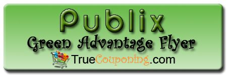 Publix Green (Grocery) Advantage Flyer 10/31 – 11/20
