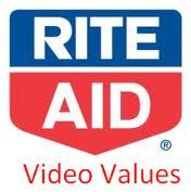 Rite Aid Novemeber 2014 Video Values Printable Coupons