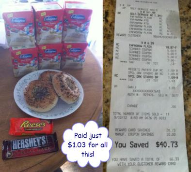 A True Couponing Testimonial from Dana!
