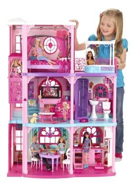 Walmart.com:  Barbie 3-Story Dreamhouse