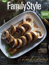 Publix Greenwise & Family Style Magazine Merge ~ Sign Up!