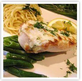 Recipe: Broiled Tilapia Parmesan