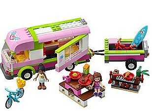 Kmart Bluelight Value of the Day (12/11/12):   LEGO Friends Adventure Camper Set – $19.99