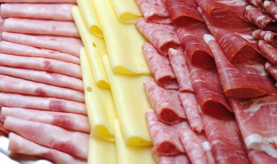 Organic Meat & Cheese Platter