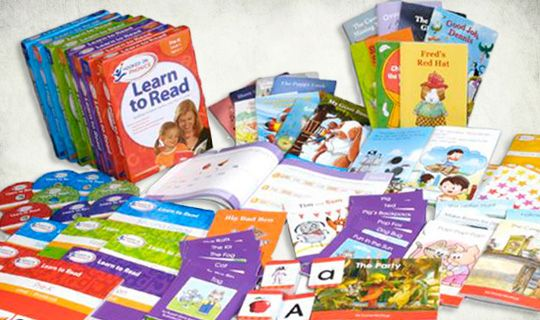 Plum District: Hooked on Phonics Complete System $299 Value – ONLY $139!  ~ Ends 1/30!