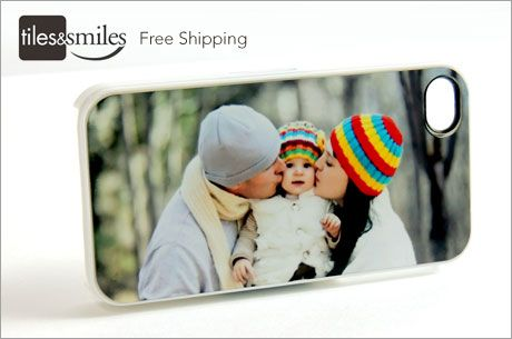 Get a Personalized Photo iPhone Case Plus Free Shipping ~ Ends 2/5/13