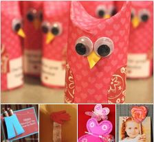 Valentine's Day Cards, Craft Ideas, Printables & More!