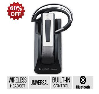 TigerDirect Daily Deal Slasher (1/21/13): Logitech Bluetooth Wireless Headset ONLY $39.99!