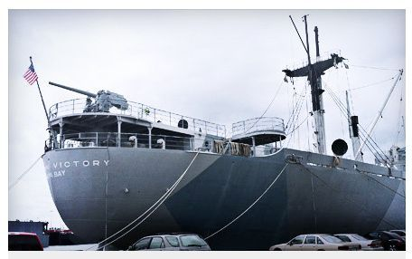Groupon Tampa Deal:  American Victory Ship Mariners Memorial Museum ~ 3 Admission Deals!