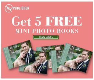 LAST CHANCE!!  5 FREE Mini Photo Books ~ Ends 2/12