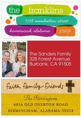 FREE Personalized Address Labels with Discount Code from Shutterfly!   Ends 5/22