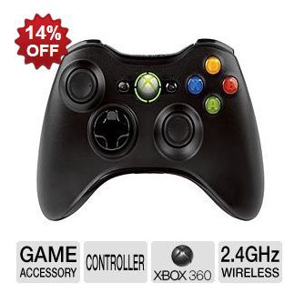 TigerDirect Daily Deal Slasher (2/18/13): Microsoft Xbox 360 Wireless Controller ONLY $29.99!