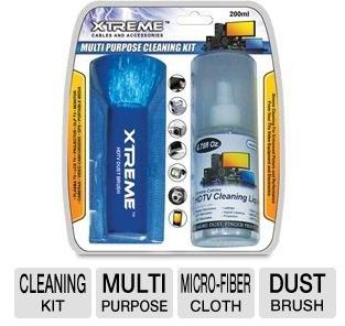 TigerDirect Daily Deal Slasher (2/28/13): Xtreme HDTV Deluxe Cleaning Kit ~ FREE!!