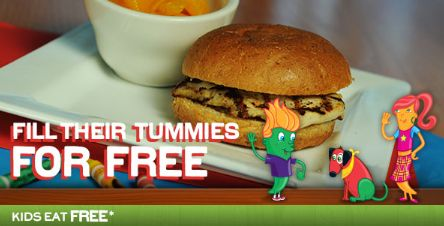 Chili's: Kids Eat FREE with Purchase & Coupon ~ ONLY Sunday 6/2/13