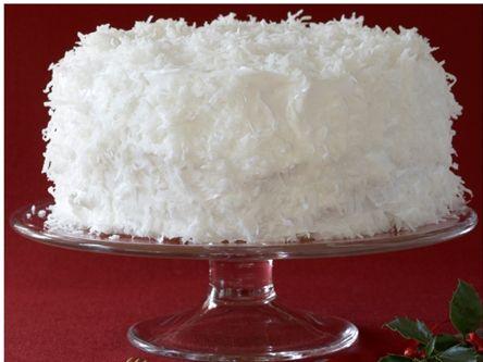 Melisha's Mom's Coconut Cake 4-14