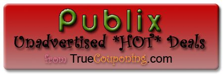 Publix-Unadvertised-HOT-Deals