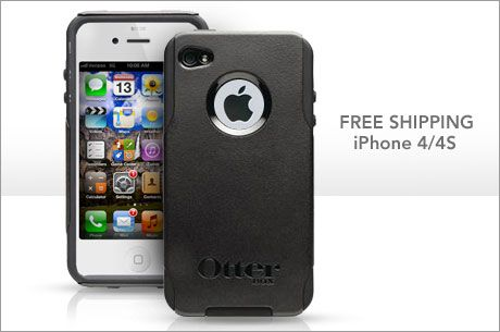 EverSave: Otterbox Commuter Case for iPhone 4/4s Only $19 + Free ...
