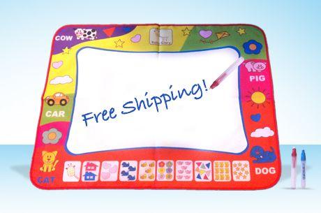 EverSave: Aqua Drawing Mat & Magic Pen $19 + Free Shipping!