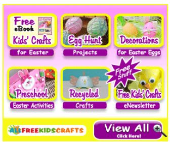 Free Download:  Easter Crafts eBook!