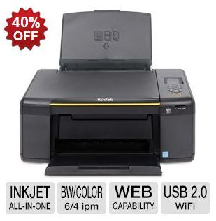 Kodak ESP C310 All-In-One Printer ONLY $29.99! ~ 3/19/13 Only