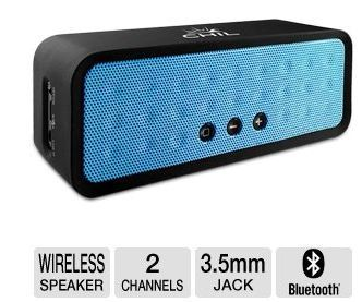 ChilBox Wireless, Portable Bluetooth Speaker ONLY $49.99! ~ 3/22/13 Only