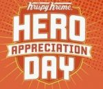 DID YOU PRINT YOUR COUPON??  Honor Your Hero with a FREE Dozen Doughnuts from Krispy Kreme!!  ONLY on 4/28