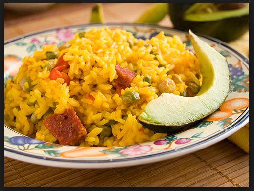 Arroz Con Puerco Recipe (Pork with Rice)