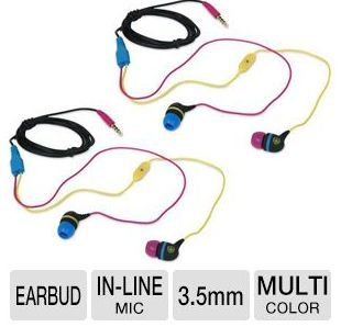 Aerial7 SUMO Storm Earbuds 2 pk ONLY $4.99! ~ 4/4/13 Only