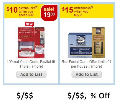 CVS Thursday Coupons
