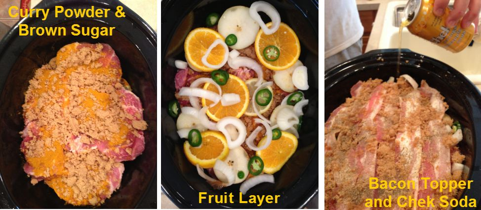 Citrus Pork Crock Pot 2