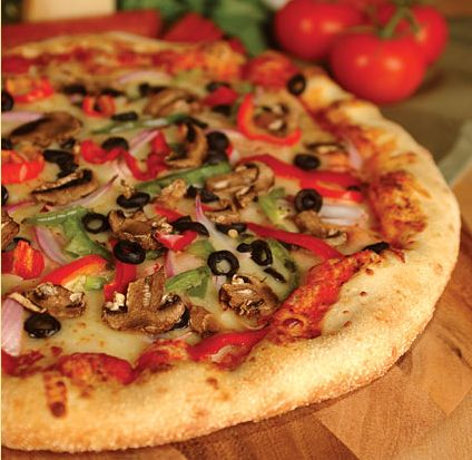 Homemade Pizza Dough or Calzones Recipe (It's Easier Than You Think!)