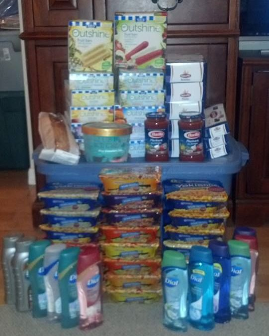 A True Couponing Testimonial from Cassie L.!