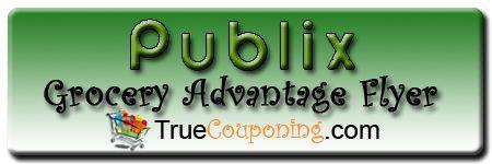 Publix Green (Grocery) Advantage Flyer 9/19 – 10/9