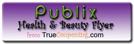 Publix Purple (Health & Beauty) Advantage Flyer 9/12 – 9/25