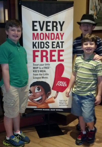 Lee Roys Kids Eat Free 2