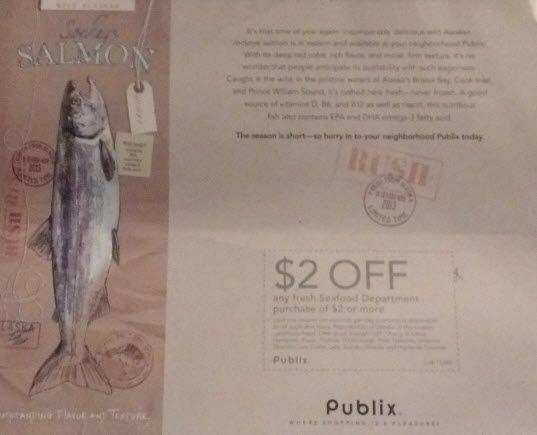 PQ $2 off $2 Seafood 7-21-13