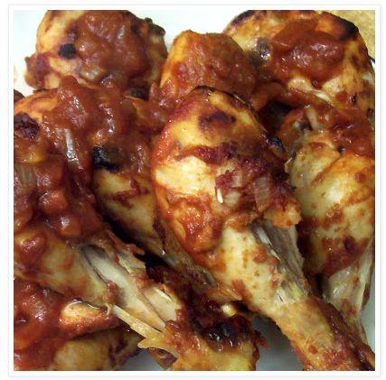 BBQ Chicken Drummies Recipe