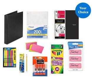 Walmart.com:  Back to School Uniforms, Supplies and More!